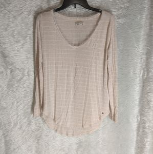 Abercrombie and Fitch long sleeve tee---Medium